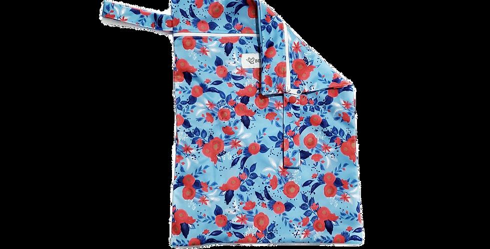 Winter Bloom - Wet Dry Bag, Medium