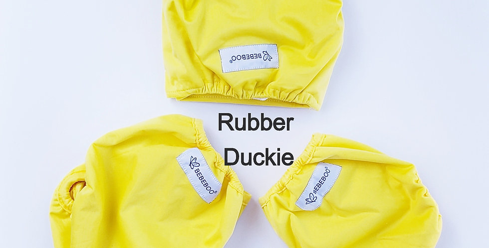 RUBBER DUCKIE, Flex Diaper Cover, Petite - WHOLESALE, pack of 2