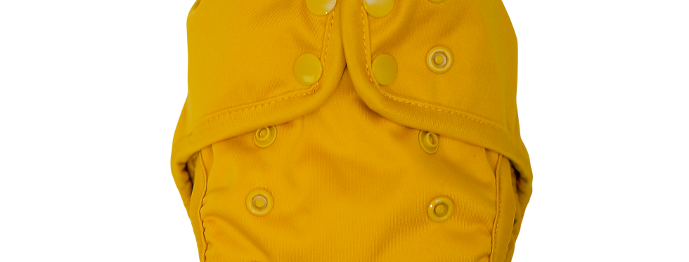 MUSTARD, Flex Diaper Cover, Petite - WHOLESALE, pack of 2