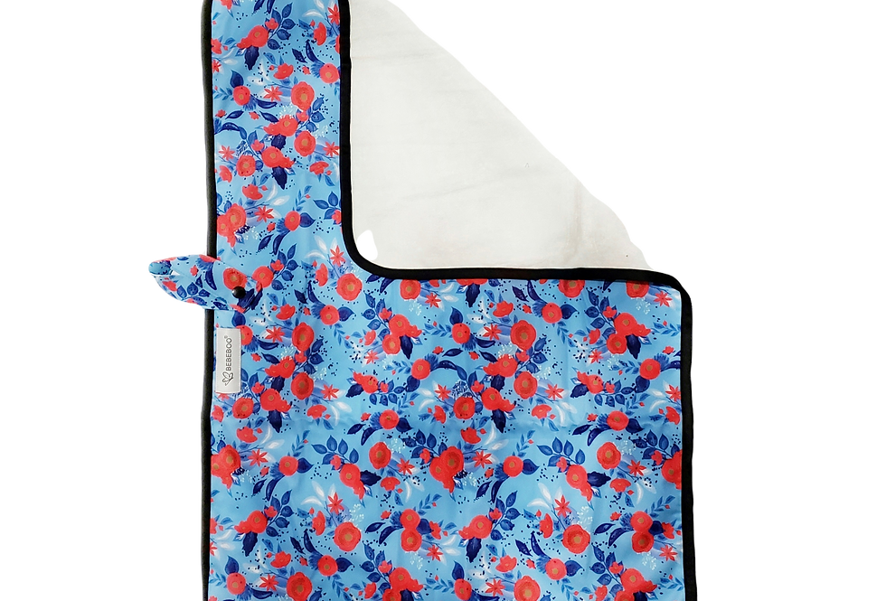 Winter Bloom Change Mat - WHOLESALE pack of 2