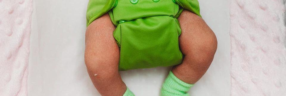 GRASSHOPPER, Flex Diaper Cover, Petite - WHOLESALE, pack of 2