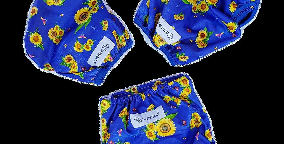 Here Comes The Sun - Flex Diaper Cover, Petite