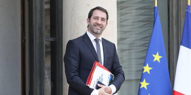 Christophe Castaner (image d'archives)@ LUDOVIC MARIN / AFP