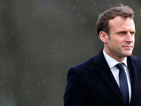 Europe will never be ambitious enough with 27, says Macron