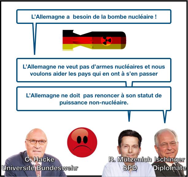 La bombe allemande, Europe-Unie.org, C. Carreau