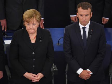 L'ambition de Macron sur la zone euro s'effrite