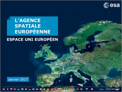 Le spatial en Europe: demandez le programme !