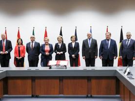 L'Initiative Européenne d'Intervention est lancée !
