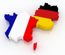 Les couples franco-allemand