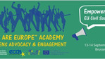 We are Europe ! Academy