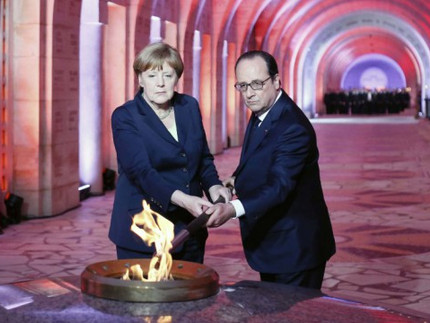 Brexit : l'Europe n'existe pas. Pour la créer, la France et l'Allemagne doivent fusionne