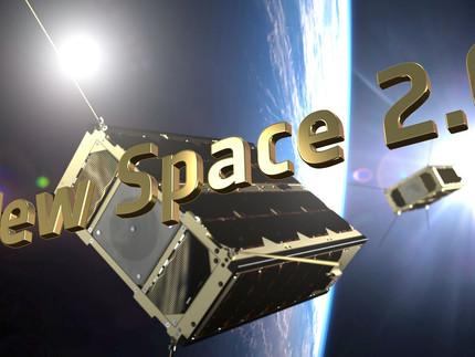"""Le """"New space»,  un nouvel âge spatial ?"""