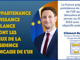 La France prépare sa présidence du Conseil de l'UE