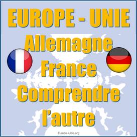 Comprendre l'autre: Allemagne et France