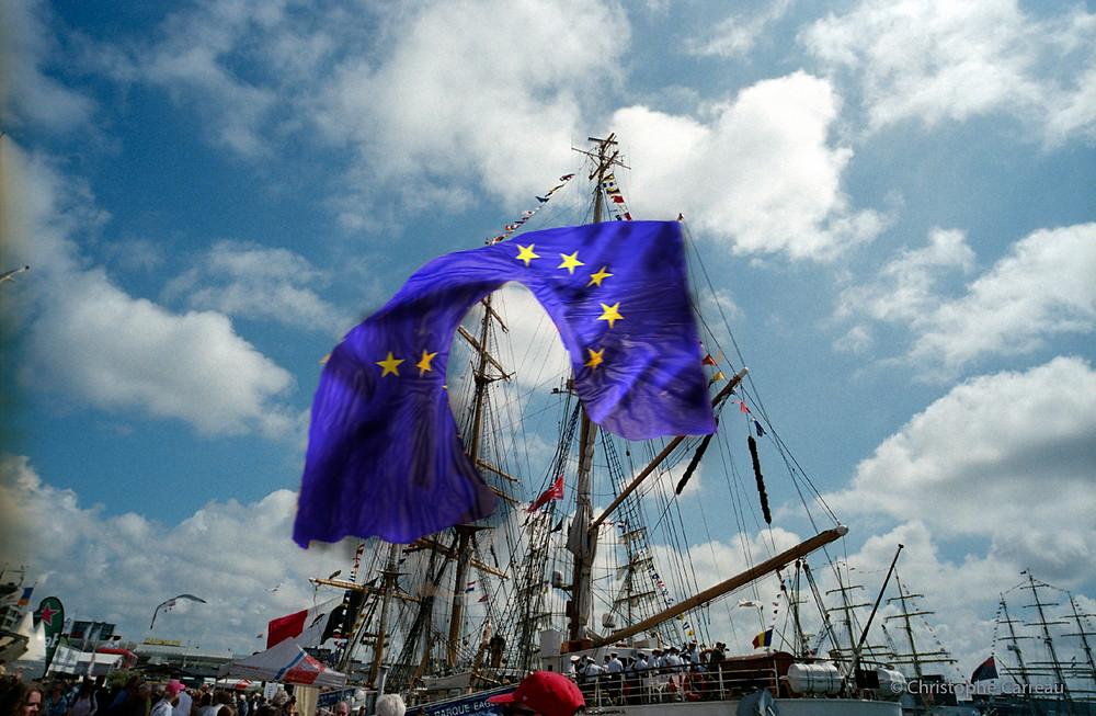Sail op Scheveningen Den Haag 2019 Image: C. Carreau