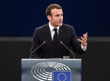Ce qu'il faut retenir du discours d'Emmanuel Macron devant le Parlement européen