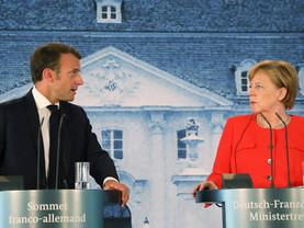 France-Allemagne: un mariage d'amour et de raison.