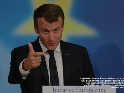 Le plan de Macron pour accélérer l'Europe à plusieurs vitesses