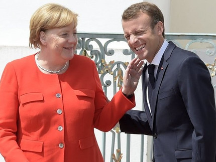 Zone euro: Berlin douche les ambitions de Macron