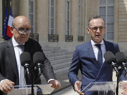 """France Allemagne: """"Pour une Europe forte et souveraine"""""""