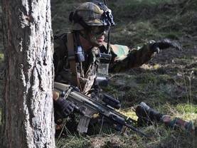 La 7e Brigade Blindée (française) va approfondir ses liens opérationnels avec la Brigade Médiane bel
