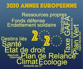 2020: Année Européenne