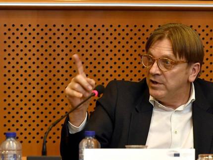 Libéraux et centristes européenss'allient avec Macron aux européennes
