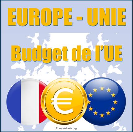 Le budget de l'UE