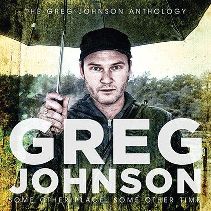 GREG JOHNSON - The Greg Johnson Anthology