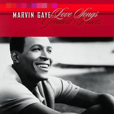 MARVIN GAYE - Love Songs Greatest Duets