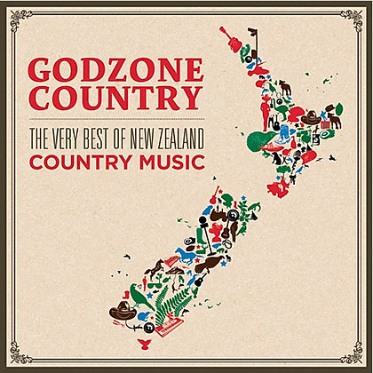 GODZONE COUNTRY - Various