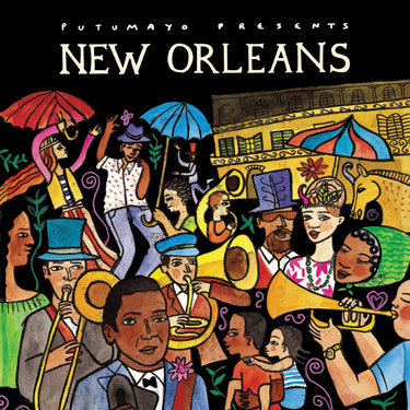 NEW ORLEANS - Various Artists (Putumayo)