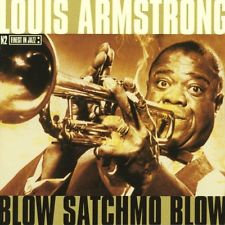 LOUIS ARMSTRONG - Blow Satchmo Blow