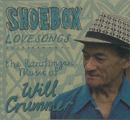 WILL CRUMMER ~ Shoebox lovesongs