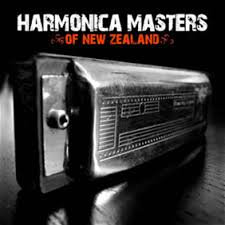 HARMONICA MASTERS OF NEW ZEALAND - Various Artists