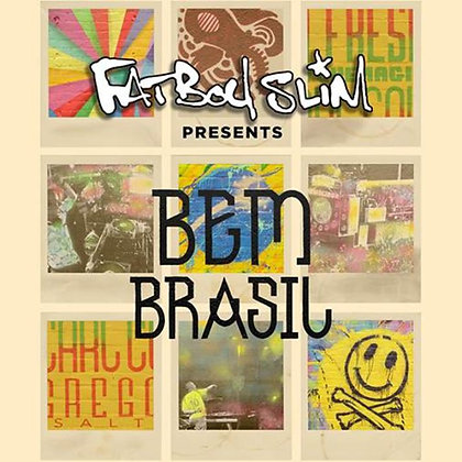FAT BOY SLIM - Presents Bem Brasel