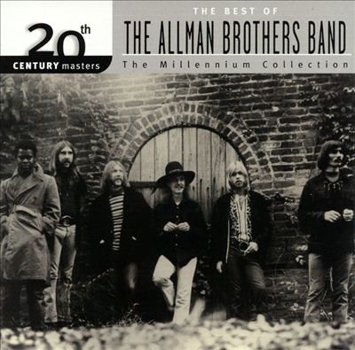 ALLMAN BROTHER'S - Best of: 20th Century Masters
