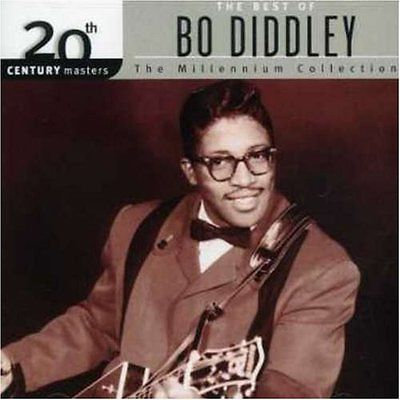 BO DIDDLEY - Masters Collection