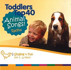 TODDLERS TOP 40 ANIMAL SONGS - Various