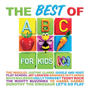 THE BEST Of ABC FOR KIDS - Various