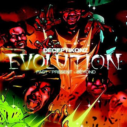 DECEPTICONZ - Evolution Past Present Beyond