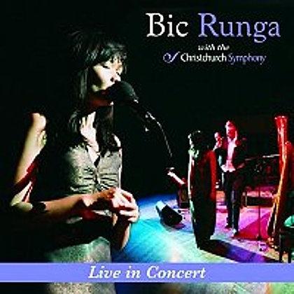 BIC RUNGA - Live in Concert CSO