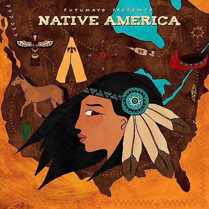 NATIVE AMERICA - Various Artists ( Putumayo)