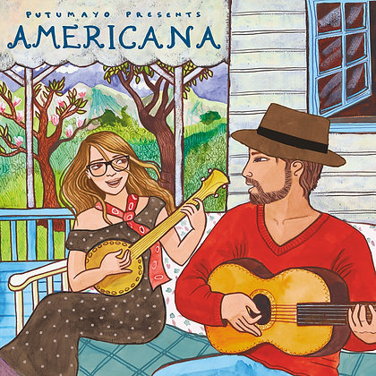 AMERICANA - Various Artists (Putumayo)