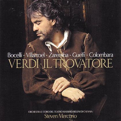 ANDREA BOCELLI - Verdi IL Trovatore