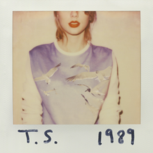 TAYLOR SWIFT -1989