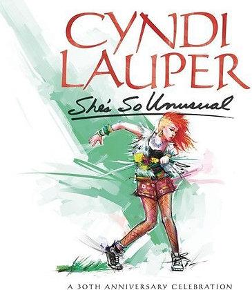 CYNDI LAUPER - She's So Unusual: A 30th Anniversar
