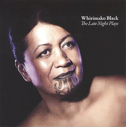 WHIRIMAKO BLACK - The Late Night Plays