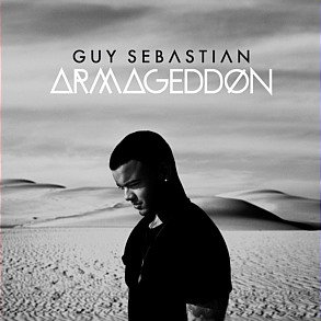 GUY SEBASTIAN - Armageddon (Cd/Dvd)