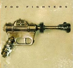 FOO FIGHTERS - Foo fighters